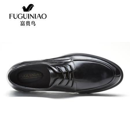 正品透气真皮高档皮质软皮英伦新款商务休闲皮鞋