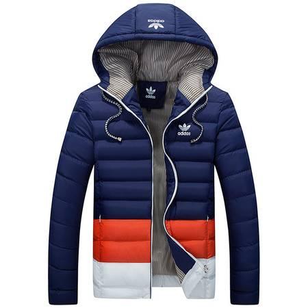 新品上市冬季软绵超轻户外功能棉服拼色新潮保暖棉衣防寒外套