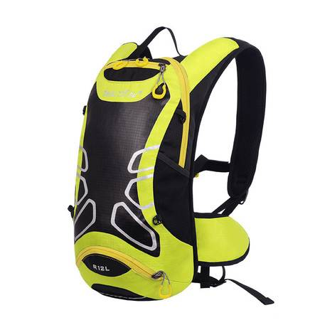 骑行徒步新品固定可内置水袋超轻山地车公路车骑行背包