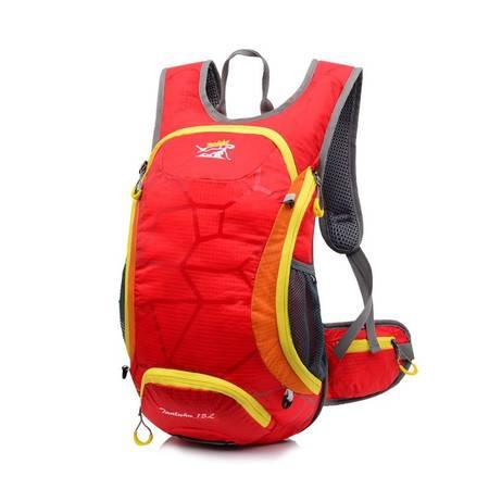 户外专业骑行徒步固定可内置水袋超轻山地公路车运动骑行背包