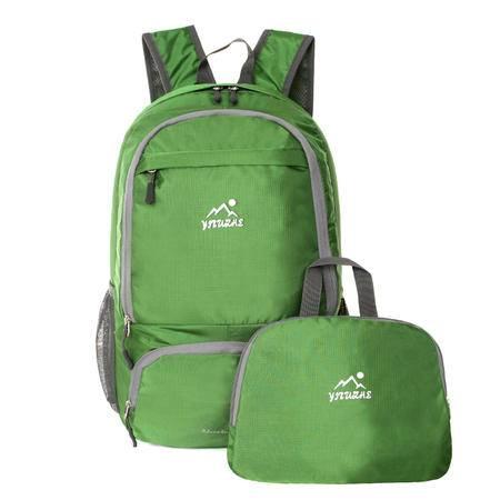 新款双肩包小包可折叠超轻防水背包户外旅行包