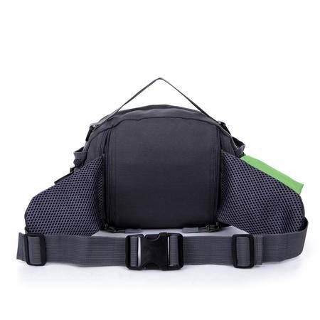 韩版户外登山腰包 单肩旅游腰包 休闲手提包
