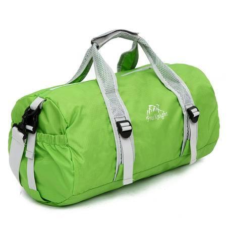 男款户外手提包可折叠旅行包大容量单肩健身运动包女行李袋