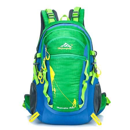 户外尖锋登山包双肩40L男户外背包女旅行书包徒行包