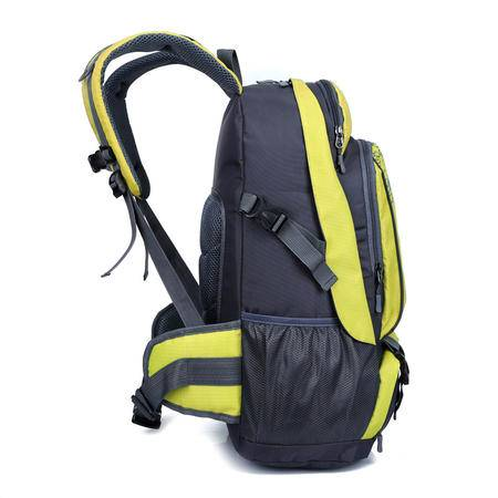 专业户外休闲双肩包 男女通用情侣款多功能双肩登山背包