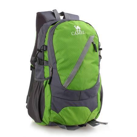 户外背包 尼龙双肩运动包 男女学生旅行登山包