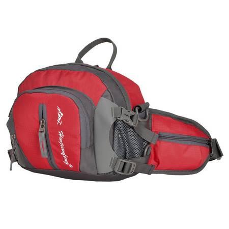 品牌户外旅游腰包四用多功能大腰包 双肩包斜背腰包