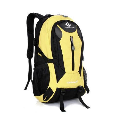 户外旅行登山包超轻防水双肩包男女通用登山背包