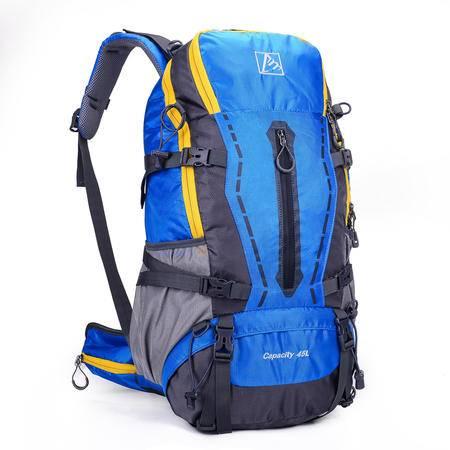 户外尖峰40L男女双肩登山包 休闲背包