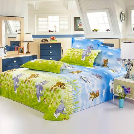 床上用品四件套纯棉多规格四件套床单款经典款