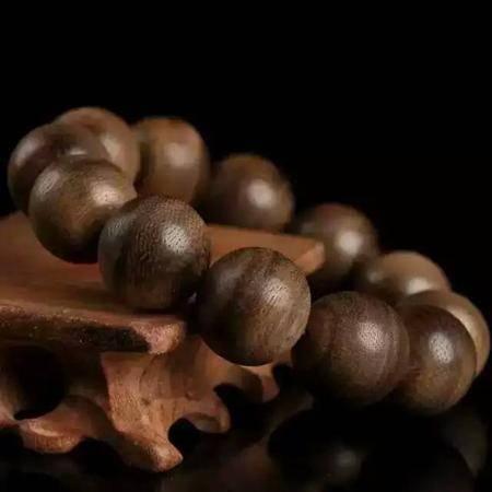工艺精品印度加里曼丹2.0香浓沉香手串佛珠手链念珠