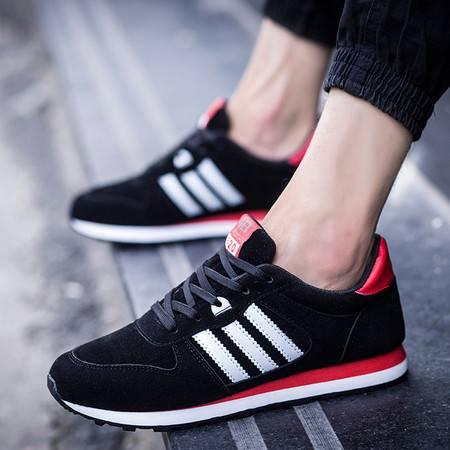 春季男鞋新款 韩版潮流运动鞋男士休闲鞋透气板鞋男鞋子