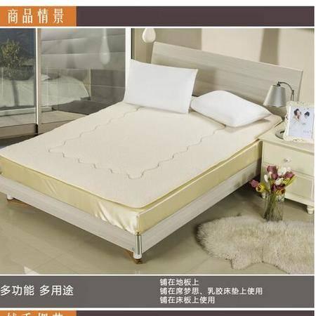 床上用品被枕套羊羔绒床垫 加厚榻榻米学生宿舍床垫 单双人床垫