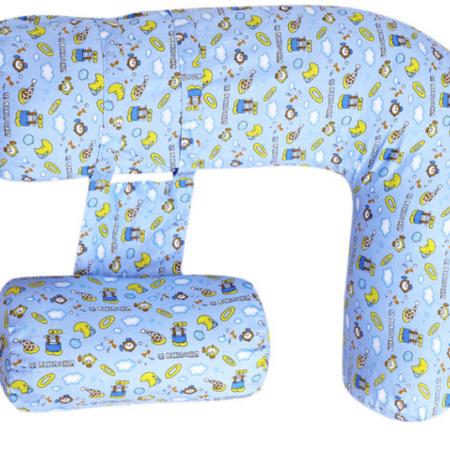 床上用品被枕套全棉多功能孕妇枕 护腰枕 孕妇靠垫 侧睡枕枕头