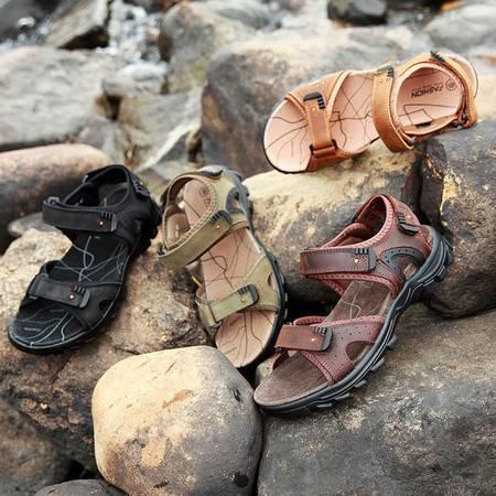 梵格鸟 夏季新品清凉男鞋时尚沙滩鞋休闲户外凉鞋涉水鞋透气男鞋