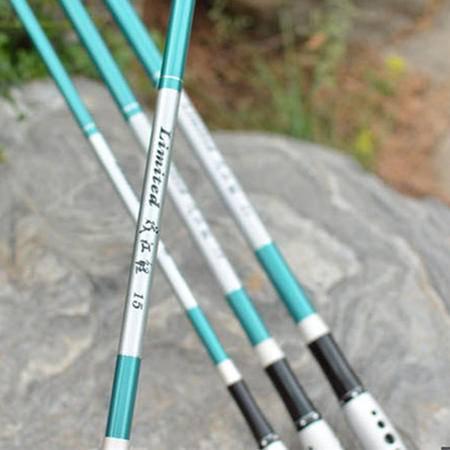 进口高碳4.55.46.37.2米戏江鲤碳素台钓竿钓鱼竿渔具6.3米米
