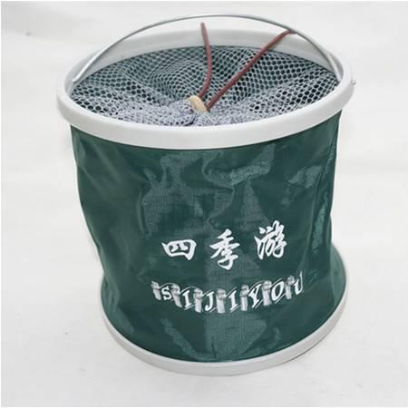 帆布折叠水桶 车用便携水桶