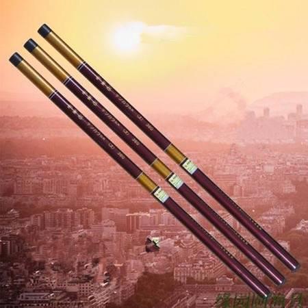 鱼竿手竿溪流竿混合鱼竿户外垂钓渔具4.5米5.4米