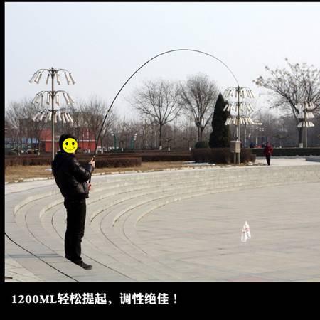 高碳素擅战三品台钓竿 鱼竿 渔具 垂钓用品6.3米