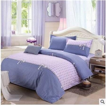 床上用品被枕套全棉印花四件套