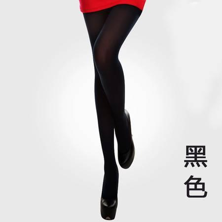 秋款单层丝袜打底连裤袜一条装120D天鹅绒加裆加厚防勾丝