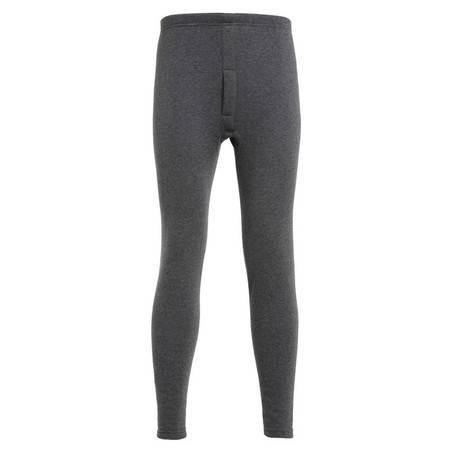 高绒热力护腰护膝情侣保暖裤 男士女士