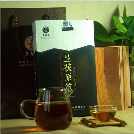 湖南安化经典原叶手筑金花茯砖黑茶