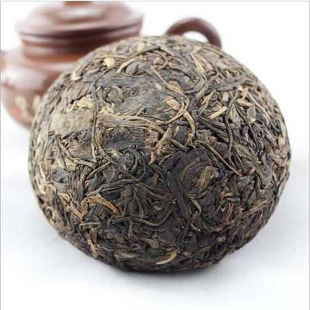 普洱茶生茶2004年珍藏勐库大户赛古树乔木茶老生沱