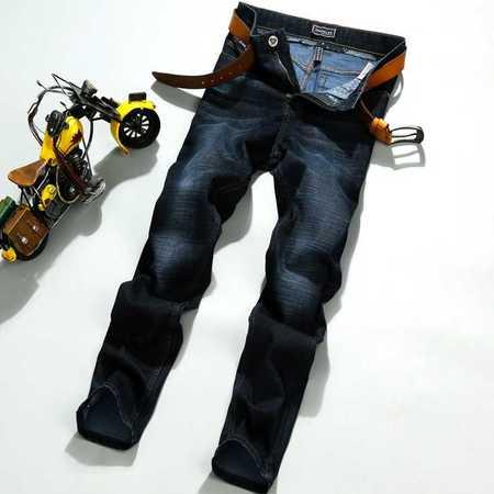 牛仔裤时尚修身直筒牛仔长裤子秋冬厚款牛仔男装正品裤