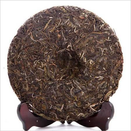 云南普洱茶生茶饼 老班章七子饼357g 纯料古树普洱茶