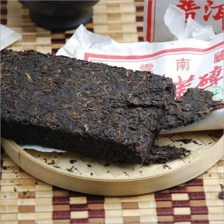 普洱茶砖2012年熟茶砖 陈普洱熟茶砖 买到就划算250克