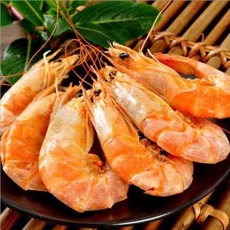 青岛特产即食对虾干虾米虾仁烤虾干海鲜干货混批礼盒礼品
