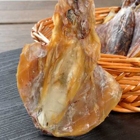 咸干墨鱼干目乌贼海鲜干货特产海产品 墨鱼干