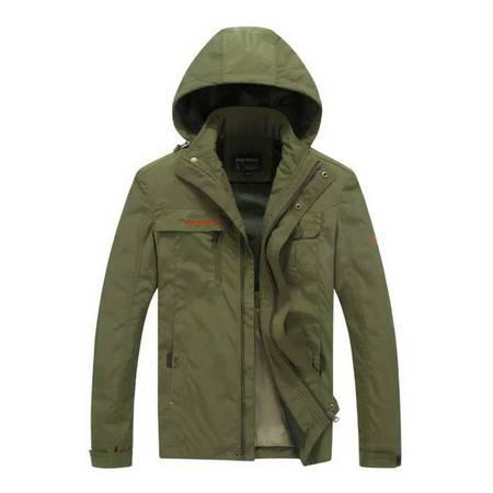 男冲锋衣 新款户外登山装高质量正品