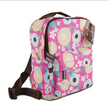 妈咪亲子包儿童多功能大容量外出双肩包时尚妈妈背包小包包