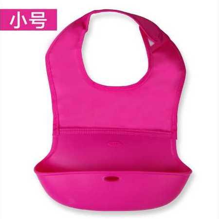 儿童吃饭兜宝宝围嘴围兜防水硅胶口水巾婴儿用品