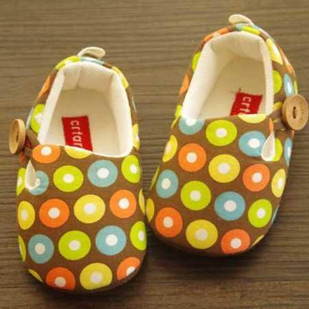正品宝宝鞋春秋新款室内婴儿宝宝鞋软底鞋防滑棉布单学步鞋