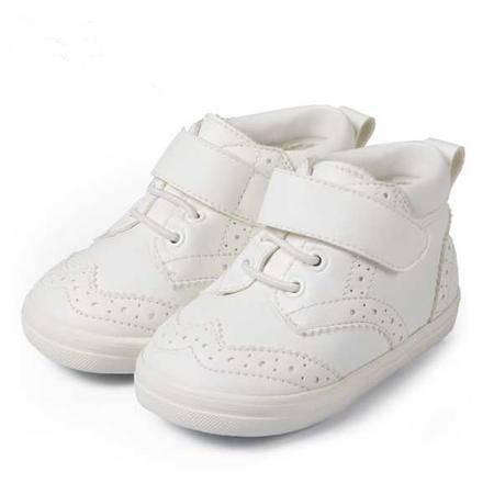 儿童鞋男女童单鞋皮鞋公主鞋春秋1-3岁小孩宝宝学步鞋靴子