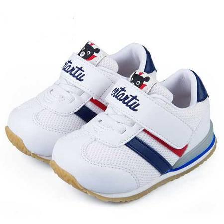 新品休闲运动鞋男女童鞋婴儿鞋1-3岁小孩秋款运动鞋