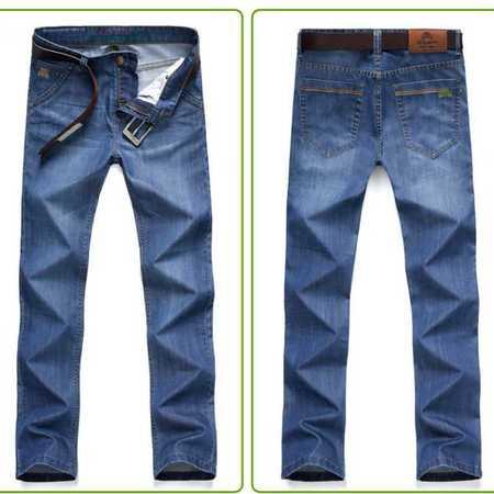 男式牛仔裤子春夏新款牛仔长裤直筒宽松休闲薄款
