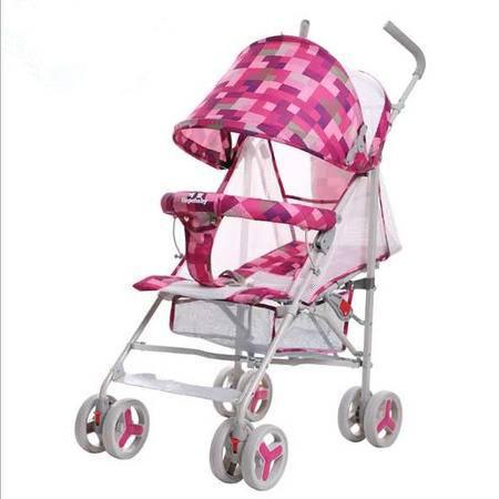 婴儿推车超轻便携婴儿车伞车可躺可坐童车