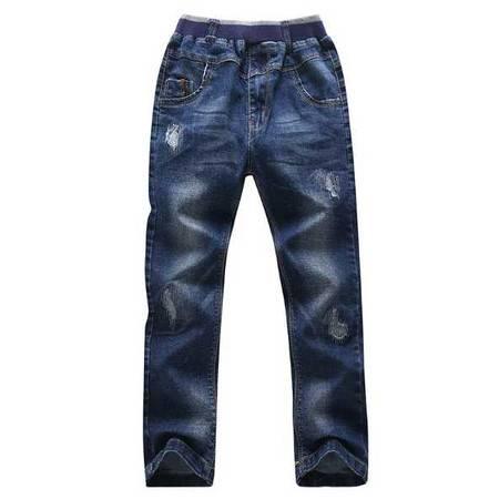 童装优质牛仔裤时尚舒适牛仔裤