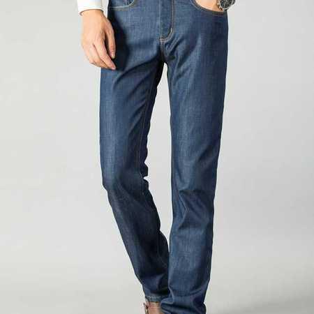 男式牛仔裤冬季加绒加厚款保暖休闲男装正品裤子