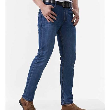 新款品牌男装  男士牛仔裤直筒