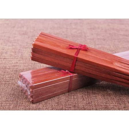 工艺吸塑包装中华筷环保健康鸡翅木筷子红檀木筷子