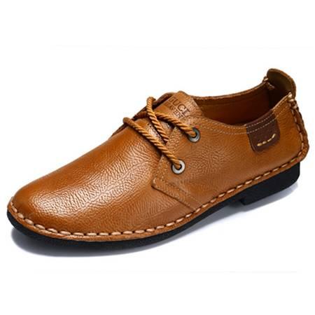 【天天特价】Guci古奇天伦流行男鞋新款休闲英伦尖头皮鞋商务正装时尚男皮鞋秋冬季新款单鞋