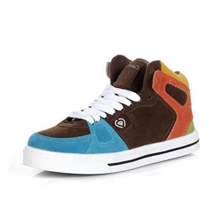 BALADY帕莱汀秋季中邦板鞋时尚女鞋运动休闲鞋滑板鞋色拼时尚街舞板鞋学生单鞋