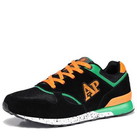 运动鞋休闲男女帆布鞋透气健身跑步鞋防滑