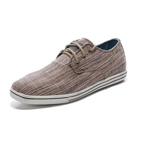 BALADY帕莱汀男士休闲鞋透气系带男鞋运动板鞋百搭韩版低帮鞋