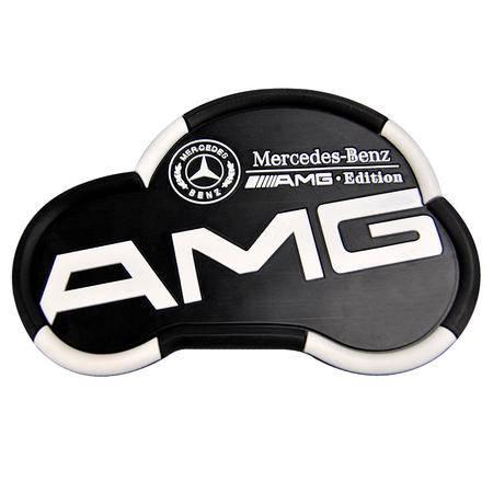 安美弛 车用硅胶防滑垫 带车标防滑垫 AM-2267